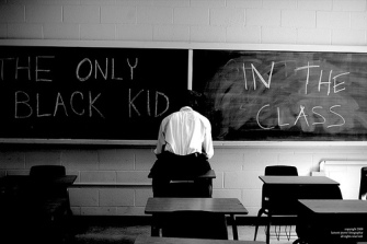 only-black-kid-in-class